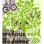 Retour vert le futur Logo